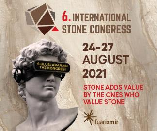 International Stone Congress 2021 banner ad
