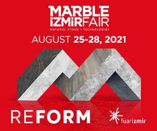 Marble Izmir Fair 2021 banner ad