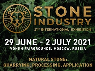 Stone Industry 2021 banner ad