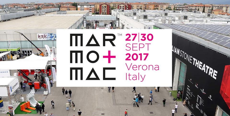 Marmomacc for Marmomacc verona 2017