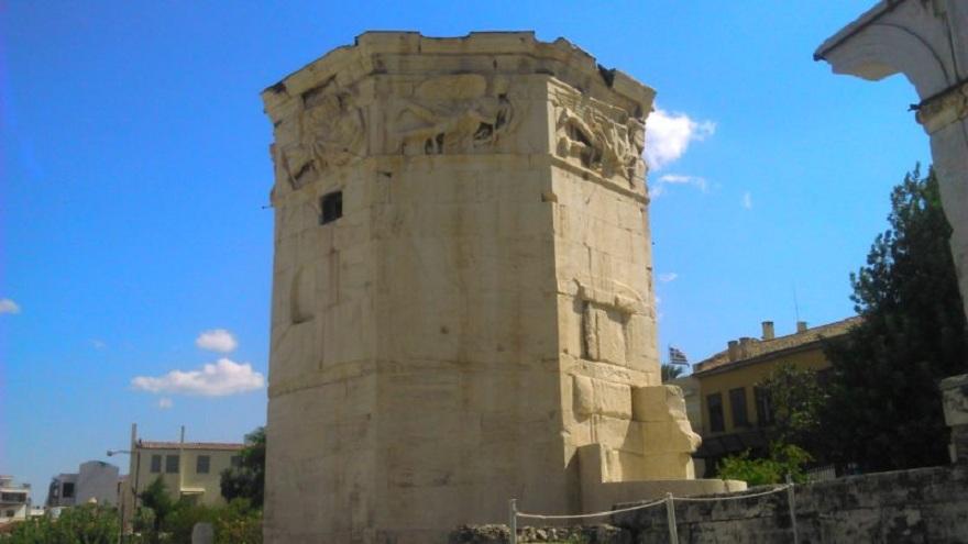 Epiroc banner ad. Ξέρατε ότι ο αρχαιότερος μετεωρολογικός και ωρομετρικός  σταθμός του κόσμου βρίσκεται στην Αθήνα  Πρόκειται ... a10c9477a26