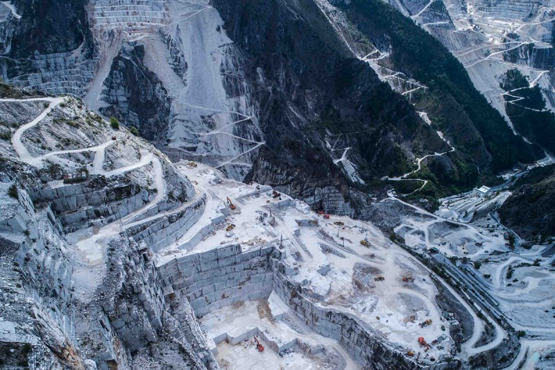 Who Were Italy S Marble Export Destinations In 2017