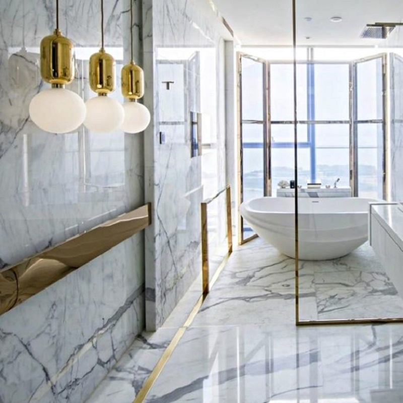 The Most Luxurious Elusive Bathrooms