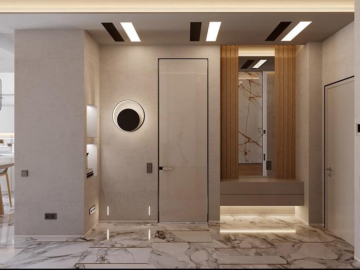Interior Design Using Marble And Wood Combinations Stonenews Eu